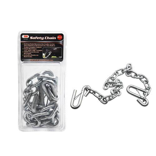 "Wholesale 28"" x 1/4"" SAFETY CHAIN"