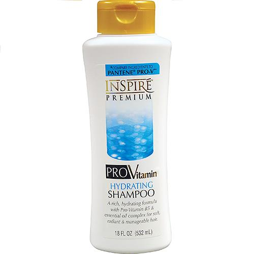 Wholesale 18 oz Inspire Pro-V Shampoo Hydrating W/Pump