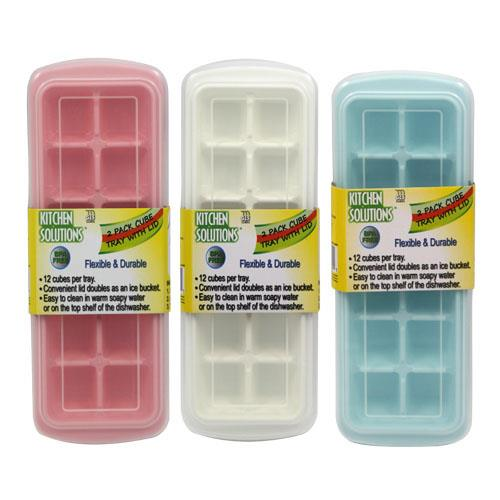 Wholesale ICE CUBE TRAY w/ LID