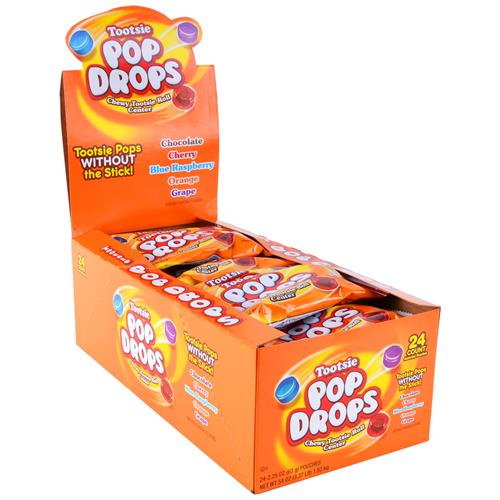 Wholesale Tootsie Pop Drops C/D