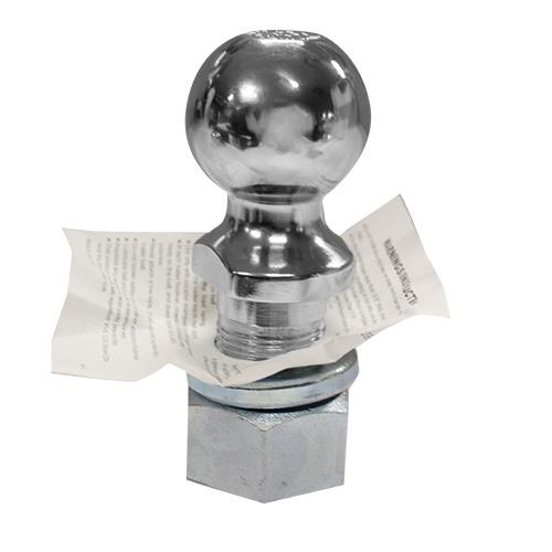 Wholesale 2''x1-1/4''x2-1/4'' HITCH BALL CHROME