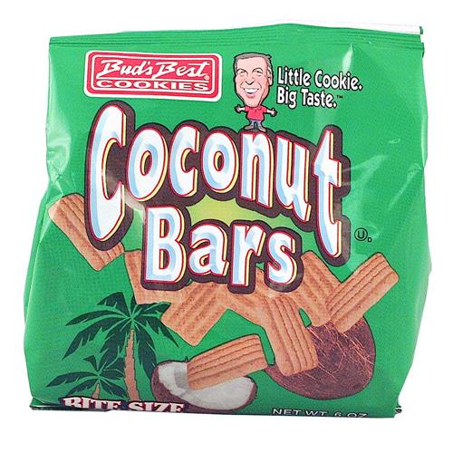 Wholesale Buds Best Cookies Coconut Bar