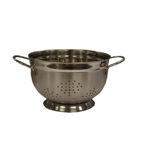 Wholesale 5qt GERMAN COLANDER- STAINLESS STEEL