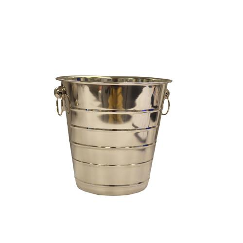 Wholesale 5 QUART WINE BUCKET - STAINLESS STEEL