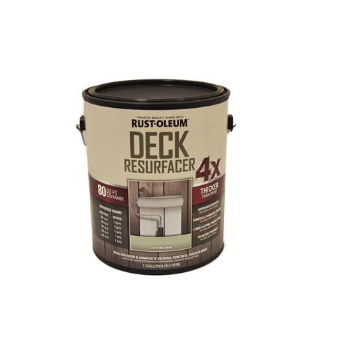 Wholesale DECK RESURFACER GREY ONE GALLON