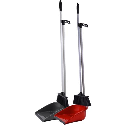 "Wholesale Dustpan with Broom 28"" Handle"