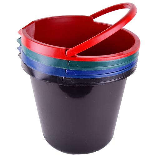 "Wholesale 3 Gallon Bucket with Spout 11.5"" x 10.5"""