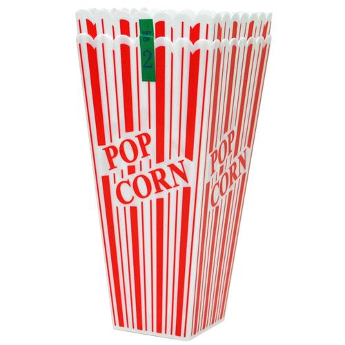 "Wholesale Popcorn Holder Individual Size 3.7"""" x 7.7"""""