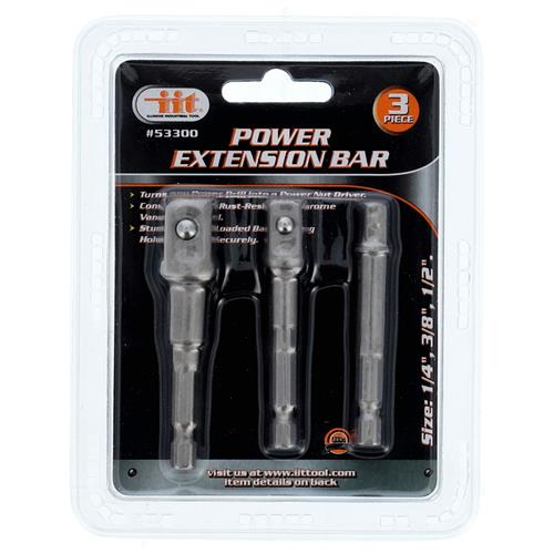 Wholesale 3pc Power Extension Bar Set