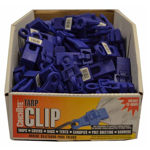 Wholesale CINCH TITE BLUE TARP CLIP