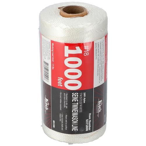 Wholesale 1000' #18 MASON TWINE 100% NYLON