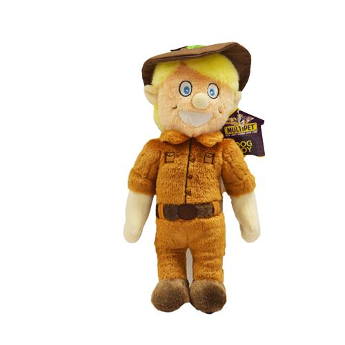 "Wholesale 15"" SAFARI STAN DOG TOY"