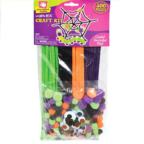 Wholesale 300pc PIPE CLEANER CRAFT KIT