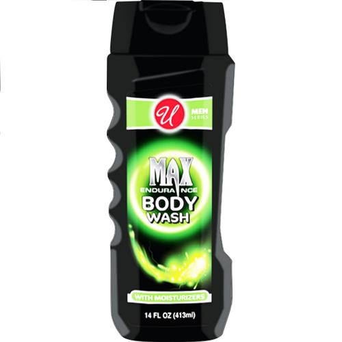 Wholesale 14OZ MEN BODY WASH MAX ENDURANCE