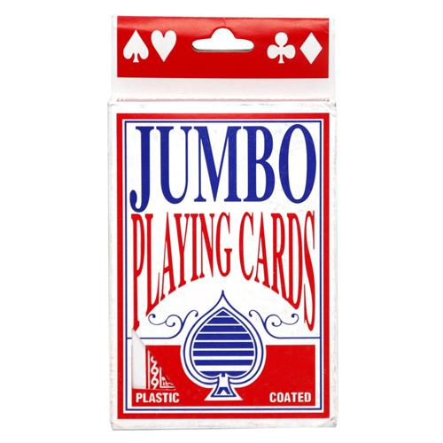 Wholesale JUMBO PLAYING CARD DECK