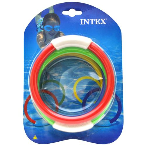 Wholesale Underwater Fun Rings 4 Colors Age 6+, by Intex