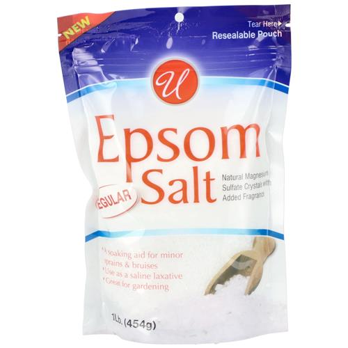 Wholesale 1LB Epsom Salt Regular