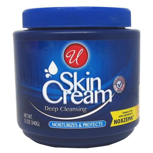 Wholesale 12oz Deep Cleansing Skin Cream