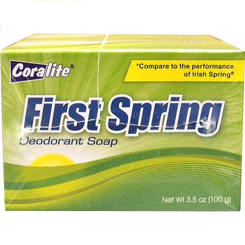 Wholesale 2pk FIRST SPRING SOAP COLRALIT