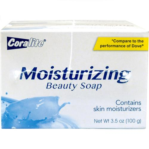 Wholesale 2 pack Coralite Moisturizer Soap 3.5 oz (Dove)