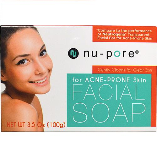 Wholesale Nu-Pore Acne Soap 3.5 oz (Neutrogena)
