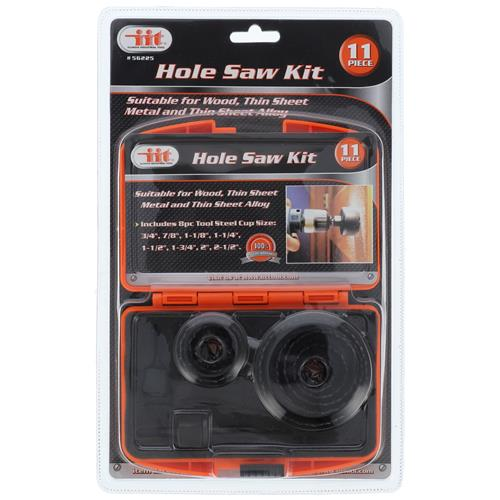 Wholesale 11pc Hole Saw Kit