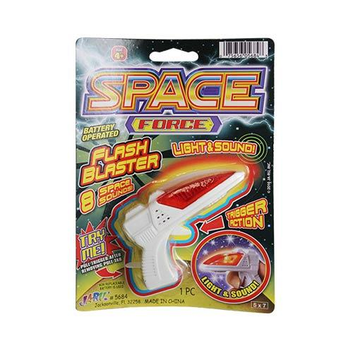 Wholesale SPACE FORCE FLASH BLASTER TRY ME