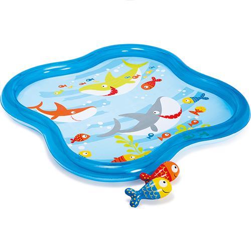 "Wholesale Square Baby Spray Pool 55"" x 55"" x 4.5"""