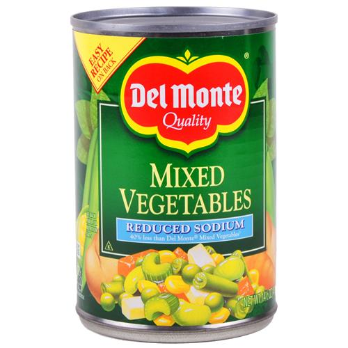 Wholesale Del Monte Mixed Vegetables