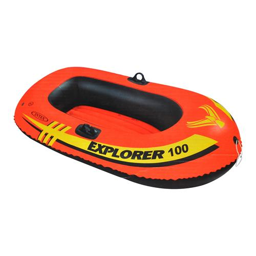"""Wholesale Explorer 100 1-Person Inflatable Boat Raft 58"""""""