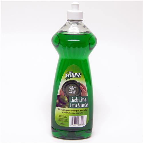 Wholesale First Force Green Dish Liquid