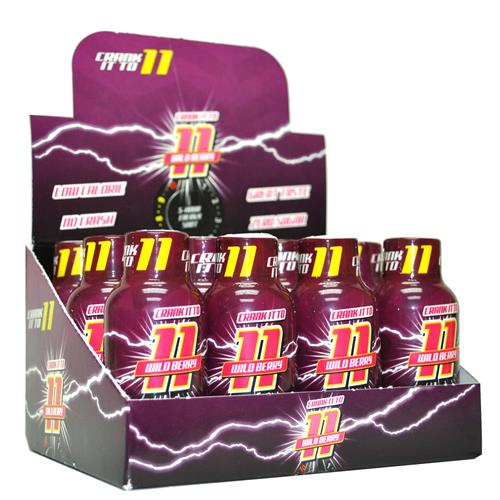 "Wholesale ""11"" ENERGY SHOT - BERRY FLAVOR"
