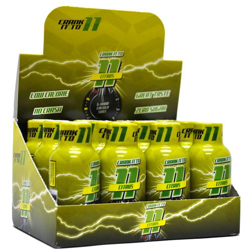 "Wholesale ""11"" ENERGY SHOT CITRUS FLAVOR"