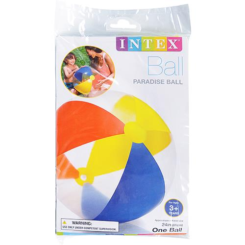 Wholesale Paradise Inflatable Beach Ball 24""