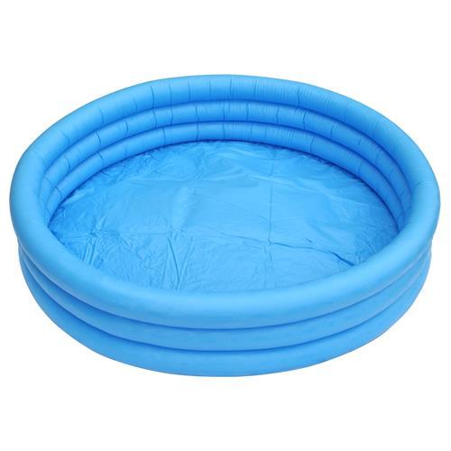 """Wholesale Crystal Blue Inflatable Kiddie Pool 45"""" x 10""""."""