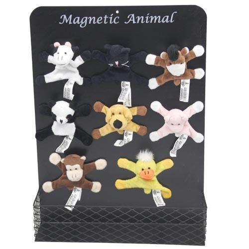 Wholesale MAGNETIC ANIMALS w/ DISPLAY BO