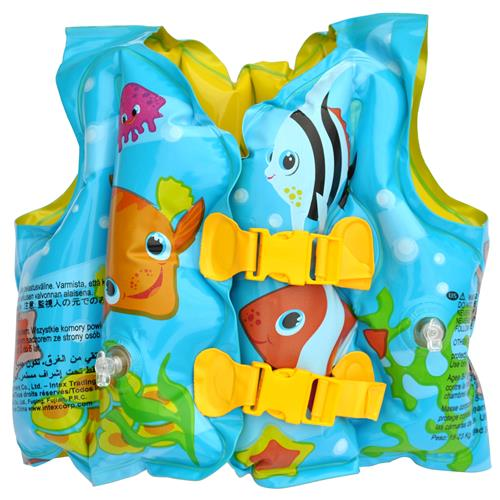 Wholesale Tropical Buddies Swim Vest Ages 3-5 Years