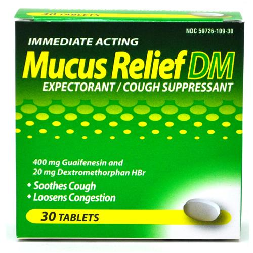 Wholesale Mucus DM Cough Expectorant (Mucinex DM) Expires 1/12