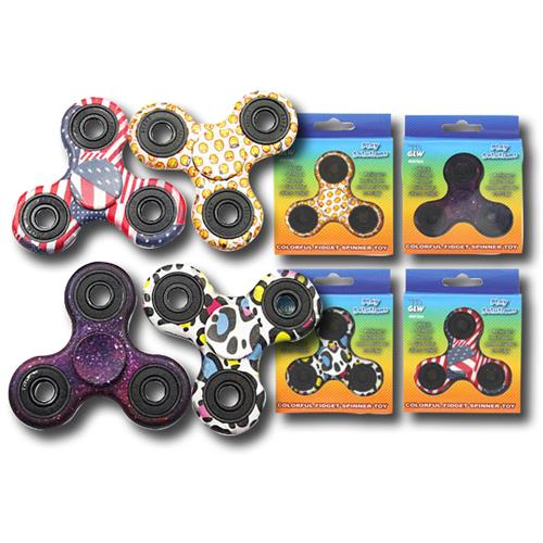 Wholesale COLORFUL FIDGET SPINNER TOY