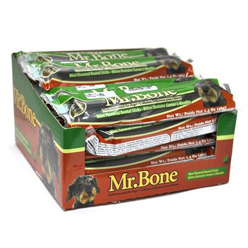 Wholesale Mr. Bone Mint Flavor Dental Stick CD - Brazil