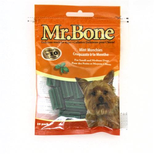 Wholesale Mr. Bone Mint Munchies Brazil