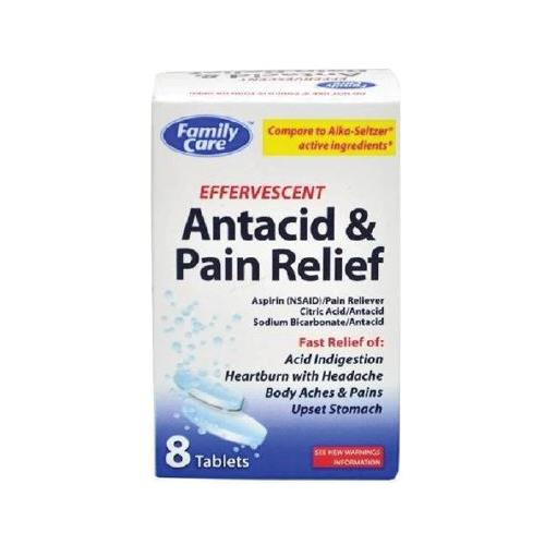 Wholesale FAMILY CARE ANTACID AND PAIN RELIEF TABS (Alka Seltzer)