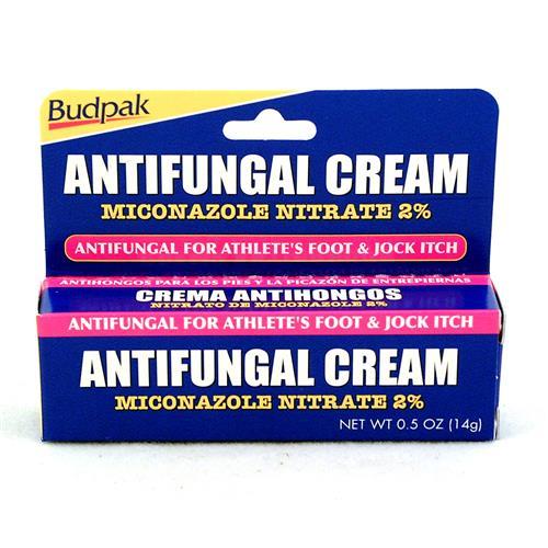 Wholesale Budpak Antifungal Cream- Micon 2%