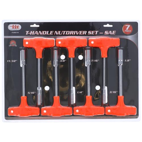 Wholesale 7pc SAE T-HANDLE NUTDRIVERS