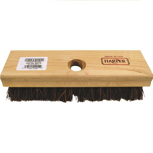 "Wholesale 8"" PALMYRA BRISTLE SCRUB BRUSH"