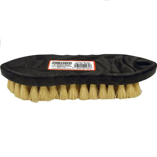 "Wholesale 9"" TAMPICO ACID SCRUB BRUSH"