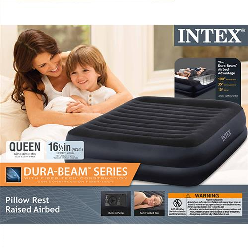 "Wholesale Pillow Rest Raised Bed Queen 60"" x 80"" x 16.5"""