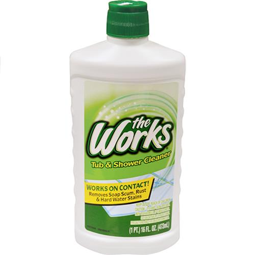 Wholesale The Works Tub & Shower Cleaner
