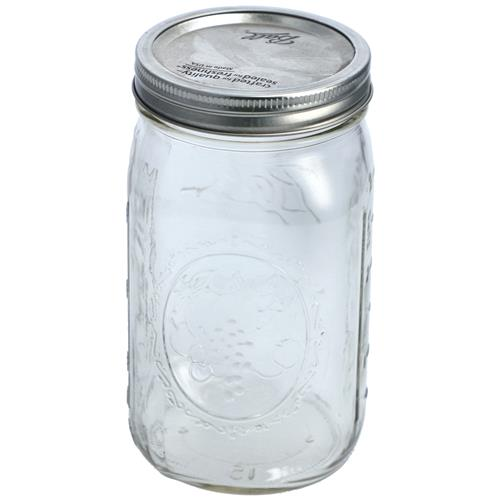Wholesale Ball Canning Jar - Wide Mouth - Quart