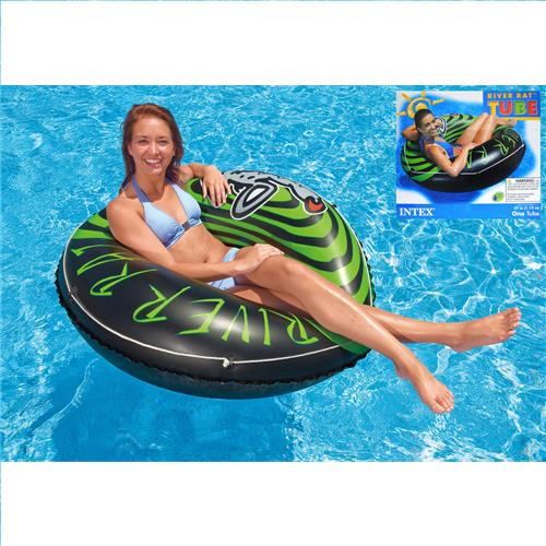 "Wholesale River Rat Inflatable Tube 48"" By Intex"